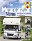 THE 3rd MOTORCARAVAN MANUAL  BY JOHN WICKERSHAM